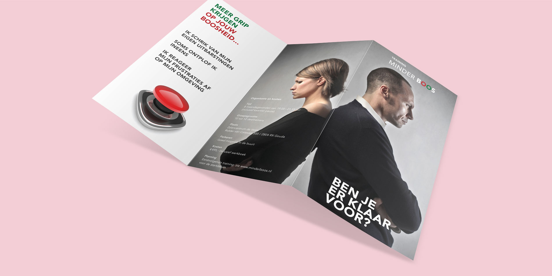 Folders en brochures AVM Moment Design